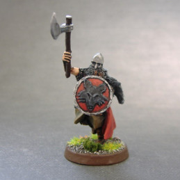Woman-at-arms Warband