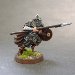 Eastern Mercenary Captain