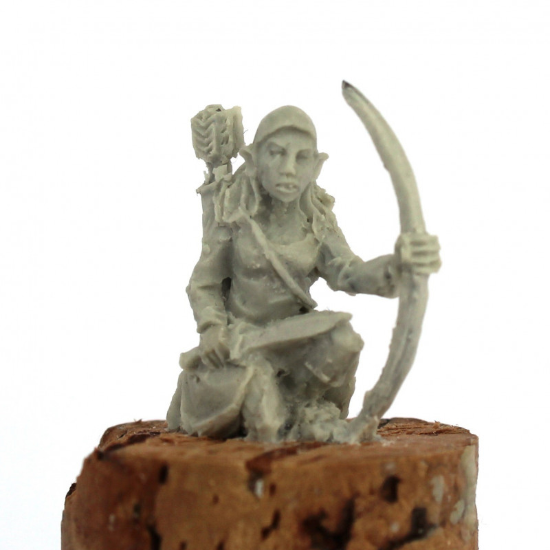 Eastern Mercenary Cavalry Axeman/Archer