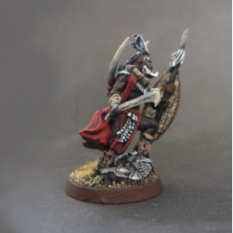 Dwarf Holds Command Group