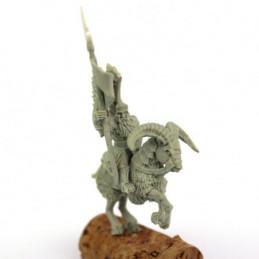 Dwarf Hussar