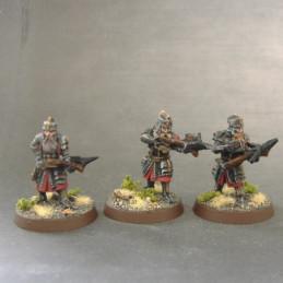 Dwarf Holds Crossbowmen
