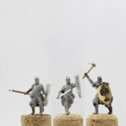 Battle-hardened Warriors of...