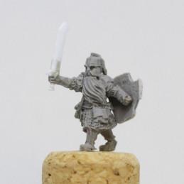 Dwarf Adventurer with Shield