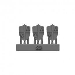 Swan Order Shield Set 3