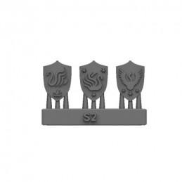 Swan Order Shield Set 2