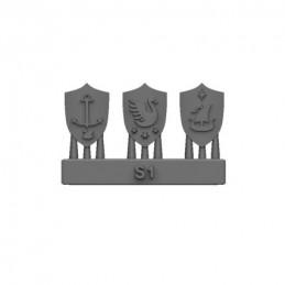 Swan Order Shield Set 1