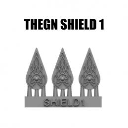 Thegn Kite Shield