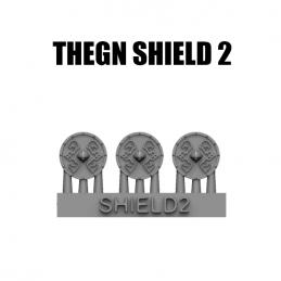 Thegn Round Shield