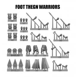 Foot Thegn Warriors