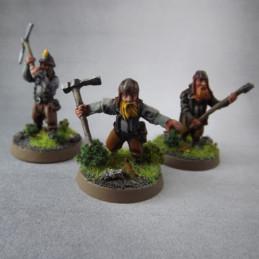 Dwarf Holds Miners