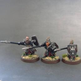 Dwarf Holds Spearmen